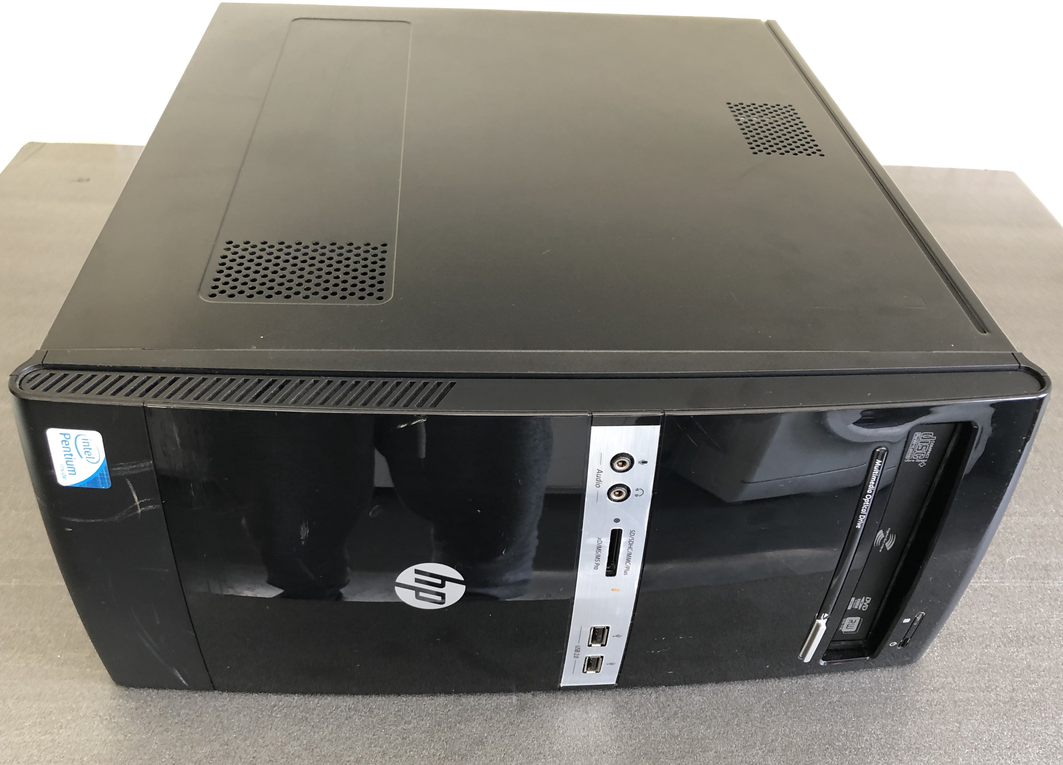 Refurbished HP 500B MT PC Dual-Core E5500 Dual-Core @2.8Ghz 4GB Ram 320GB HD Windows10
