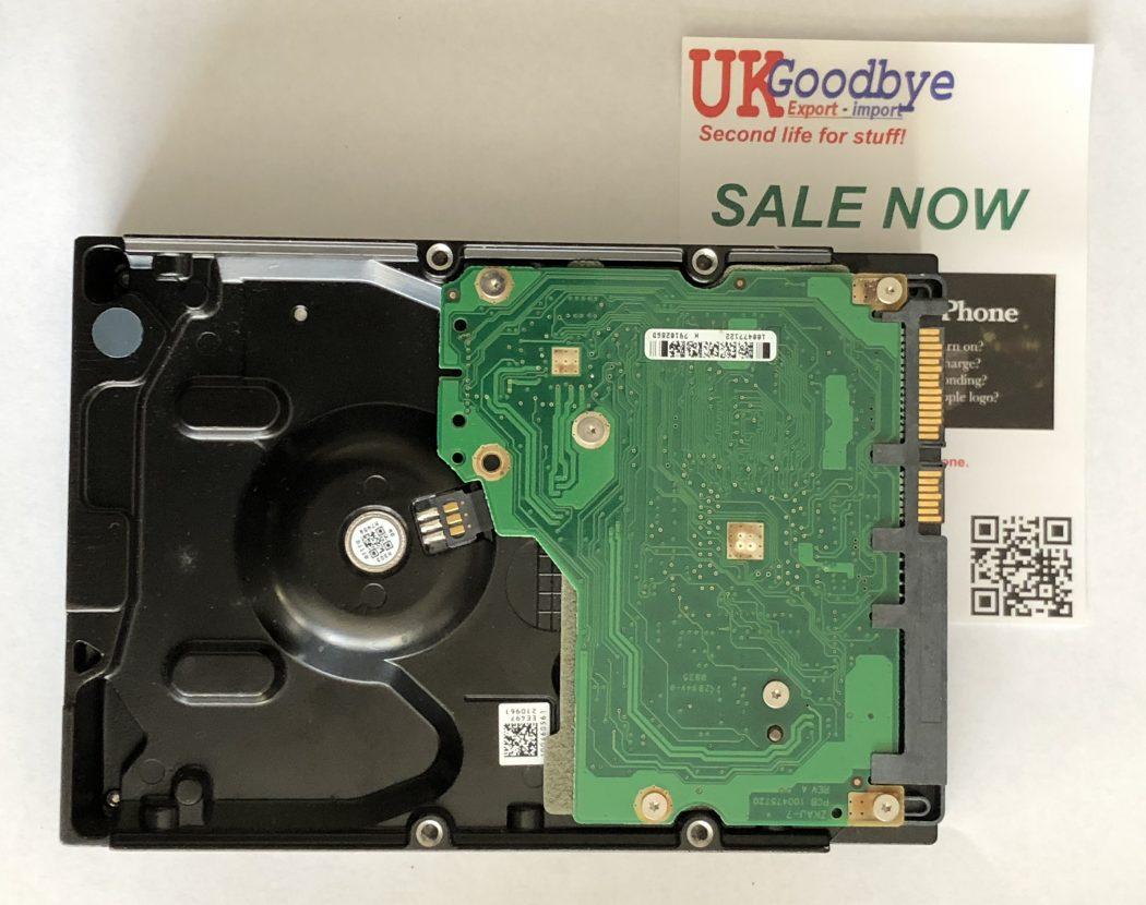 """Hard Drive 500GB Seagate SATA 3.5"""" HDD DESKTOP model ST3500320NS"""