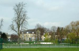 jesus green tennis courts