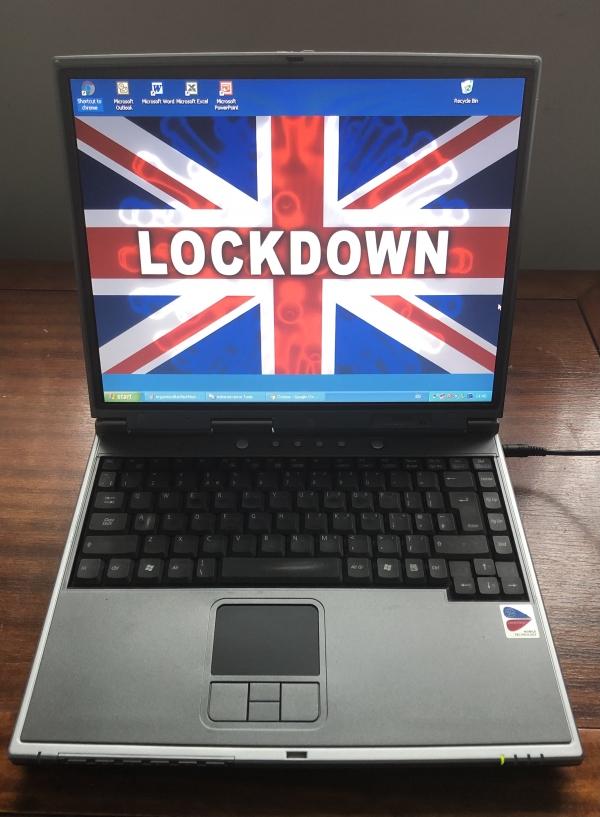 Refurbished Laptop Ergo XL