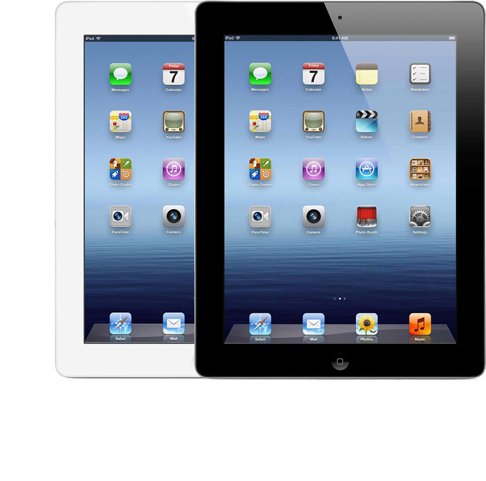 Second hand Tablets & iPads