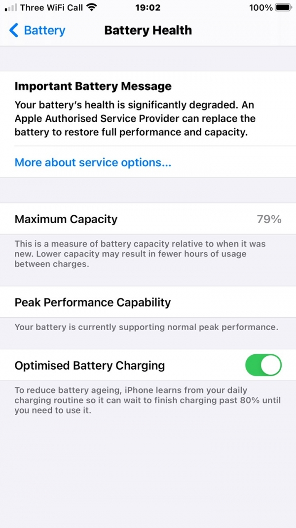 Used iPhone 6S 64GB